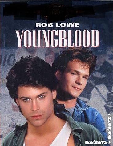 Dvd: Youngblood (194) DVD et blu-ray