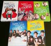 DVD - How I Met Your Mother saison 1 à 5 30 Garges-lès-Gonesse (95)