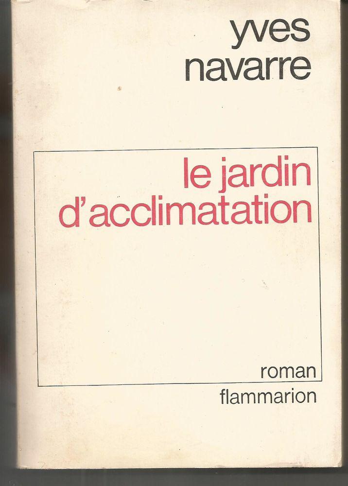 Yves NAVARRE Le jardin d'acclimatation 4 Montauban (82)