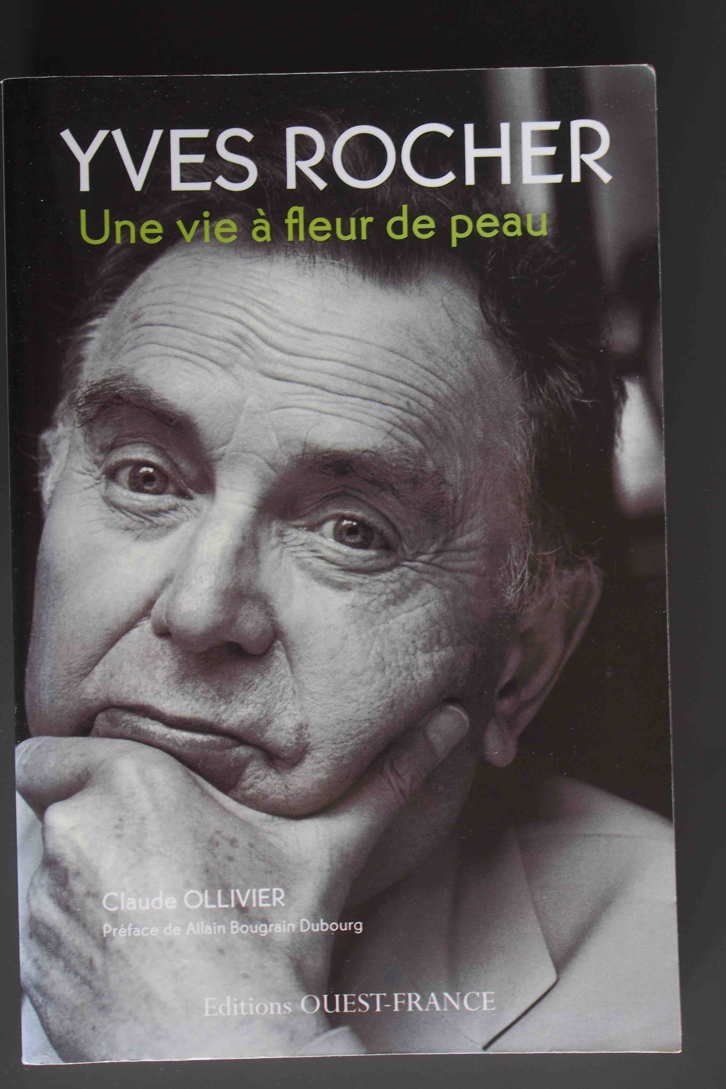 Yves Rocher, une vie a fleur de peau 3 Rennes (35)