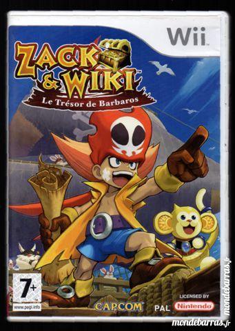 Wii Zack & Wiki Le trésor de barbaros 12 Martigues (13)