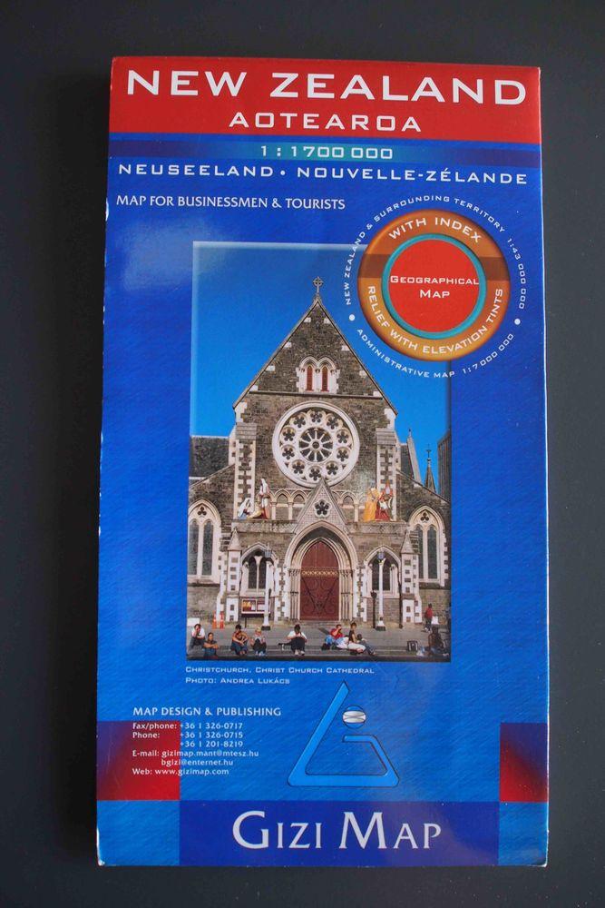 NEW - ZEALAND, Livres et BD