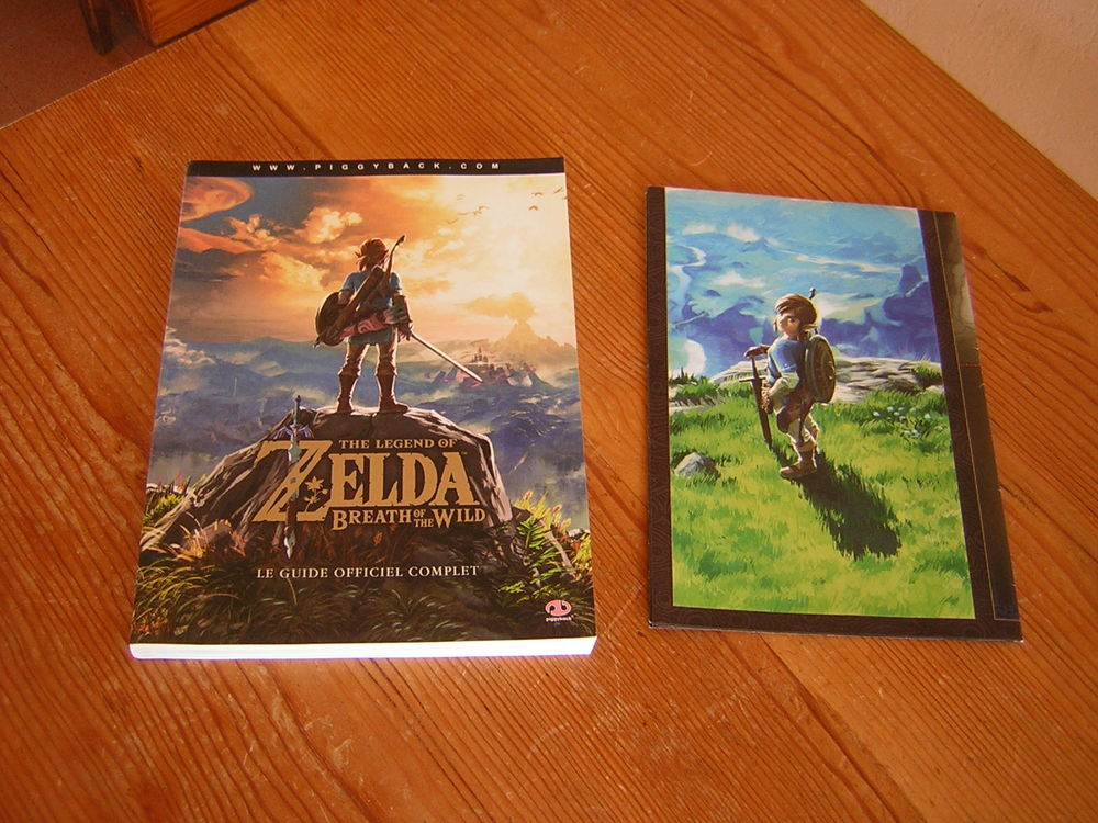 Zelda-Breath of the Wild guide officiel 50 Aix-en-Provence (13)