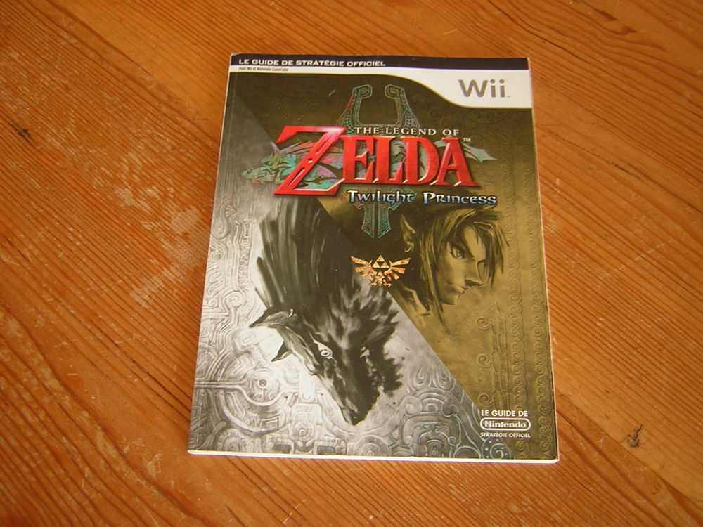 Zelda Twilight Princess le guide officiel pour Gamecube 30 Aix-en-Provence (13)