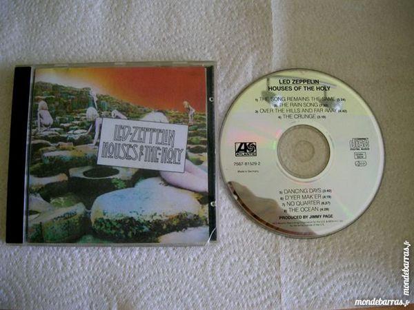 CD LED ZEPPELIN Houses Of The Holy 8 Nantes (44)