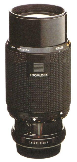 zoom Kiron 70mm - 210 mm 40 Beauchamp (95)