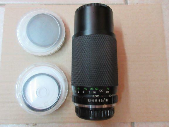 Zoom 80/200 0 Grasse (06)