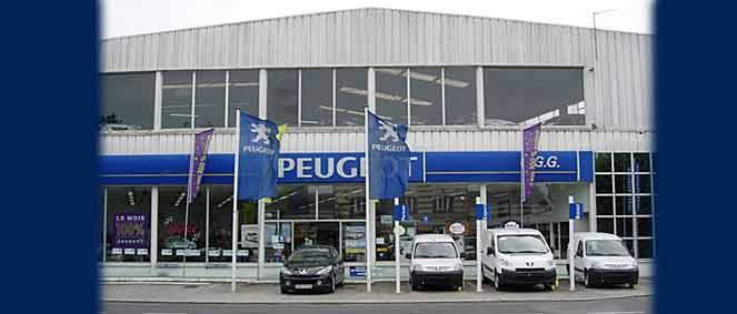 Redirection for Garage de la gare pontault