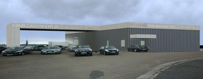 Garage artenay sarl vente v hicules occasion for Assurance garage professionnel