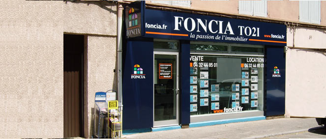 Foncia to2i agence immobili re avignon 84000 for Agence immobiliere 84