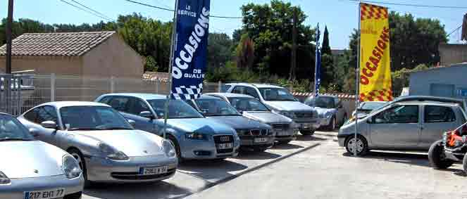 Garage amador contactez nous for Garage auto pertuis