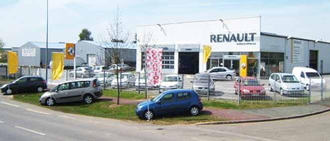 Garage ripeaux agent renault vente v hicules occasion for Garage nicol auto agen