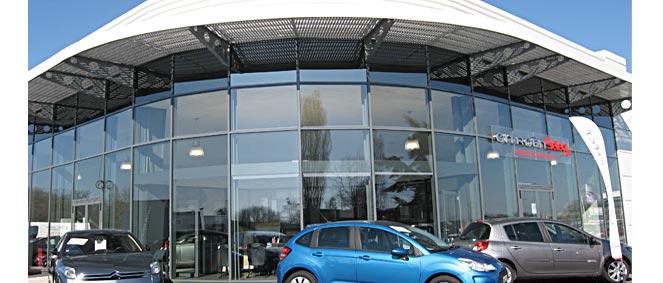 Garage vincent citroen vente v hicules occasion professionnel auto moto varennes vauzelles 58 - Vente de garage varennes ...