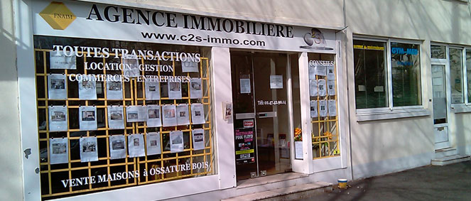C2si agence immobili re tours 37100 immobilier 37 for Agence immobiliere 37
