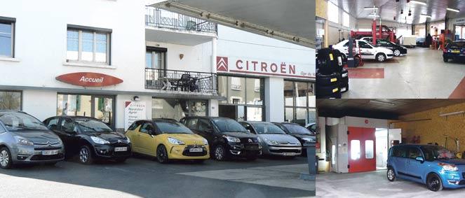 Garage du val d 39 allier citro n vente v hicules occasion professionnel auto moto langeac 43 - Numero de telephone garage citroen ...