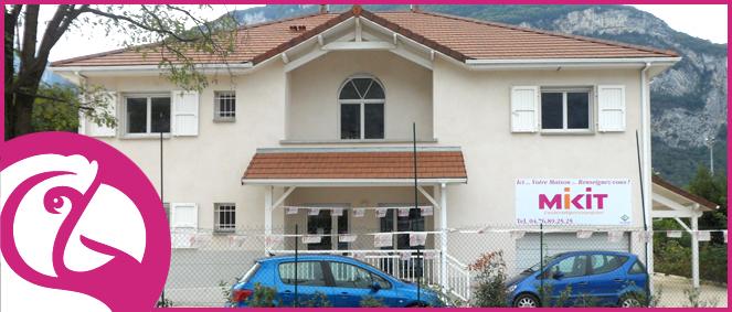 Maisons mikit constructeur immobilier sassenage 38360 for Meilleur constructeur immobilier