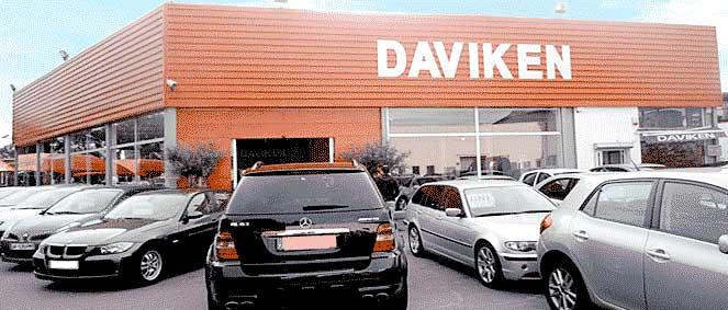 Daviken 2 vente v hicules occasion professionnel auto for Garage saint victoret occasion