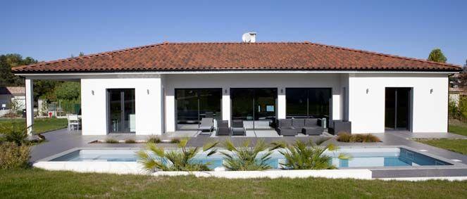 Villas et maisons de france constructeur immobilier for Constructeur maison gers