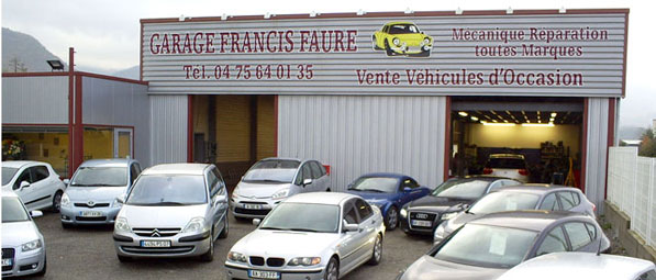 garage faure francis vente v hicules occasion