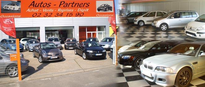autos partners vente v hicules occasion professionnel auto moto vreux 27. Black Bedroom Furniture Sets. Home Design Ideas