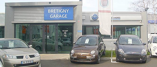 bretigny garage vente v hicules occasion professionnel