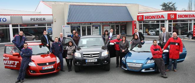 Garage perier vente v hicules occasion professionnel for Garage automobile montlucon