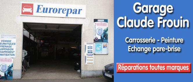 Garage frouin vente v hicules occasion professionnel for Garage eurorepar la jarrie