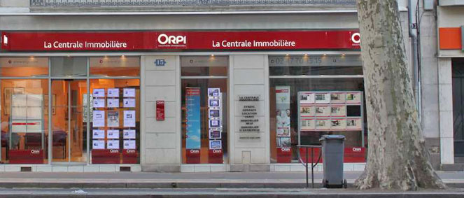 La centrale immobiliere agence immobili re tours 37000 for Agence immobiliere 37