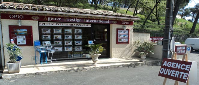 agence immobiliere prestige international