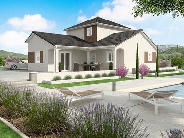 toits de province constructeur immobilier saint priest. Black Bedroom Furniture Sets. Home Design Ideas