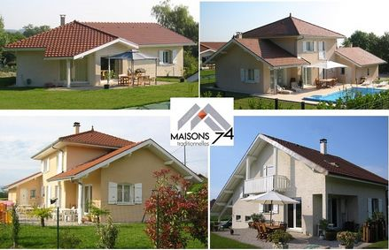 Les maisons 74 constructeur immobilier sillingy 74330 for Constructeur maison 74