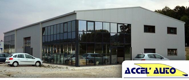 Accel auto vente v hicules occasion professionnel auto for Garage cuse et adrisans