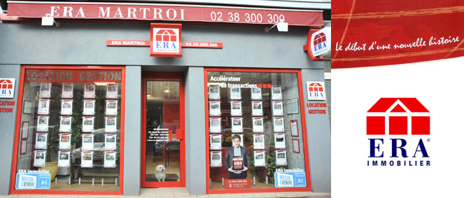 Era transaction conseil immobilier agence immobili re for Agence immobiliere 45