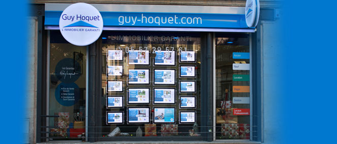 Guy hoquet chartrons bacalan agence immobili re bordeaux for Agence immobiliere guy hoquet