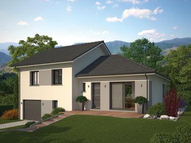 Maison castor constructeur immobilier chirolles 38130 for Constructeur maison voiron