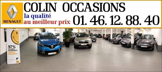 renault colin montrouge vente v hicules occasion