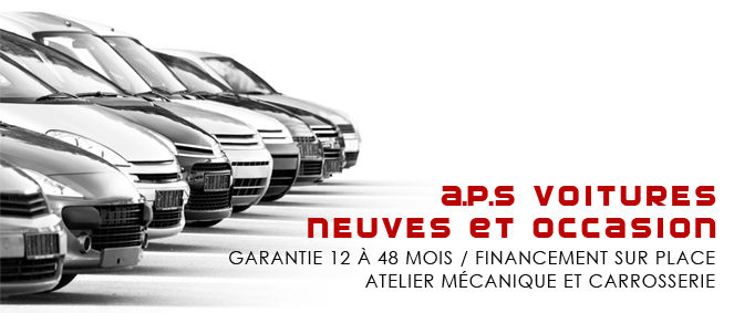 Garage aps vente v hicules occasion professionnel auto for Garage auto fab ennery