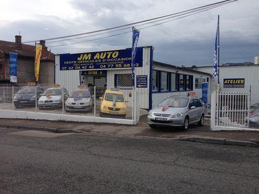 Jm auto vente v hicules occasion professionnel auto moto firminy 42 - Report de paiement de 3 mois par cb ...