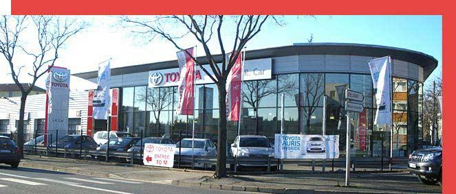Toyota lr car vente v hicules occasion professionnel for Garage auto villefranche sur saone