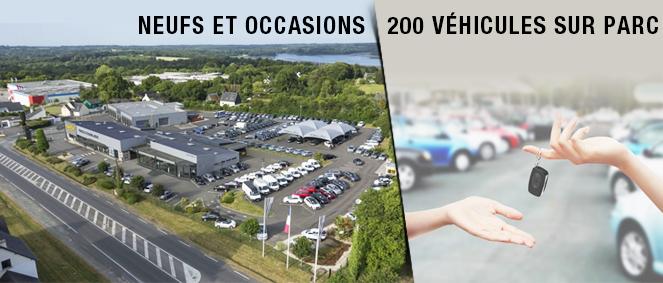 Espace auto vente v hicules occasion professionnel auto for Garage espace auto quimper