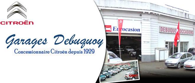 Eurocasion garage debuquoy contactez nous for Garage parc auto auxerre
