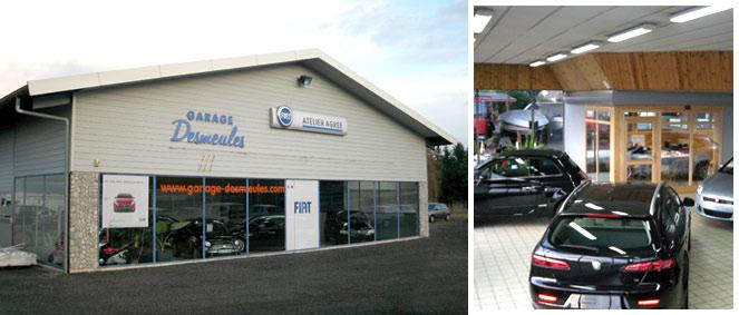 Garage desmeules vente v hicules occasion professionnel for Garage auto occasion a annemasse 74