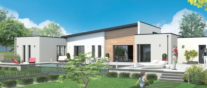 Habitat plus constructeur immobilier angers 49100 for Constructeur de maison region centre