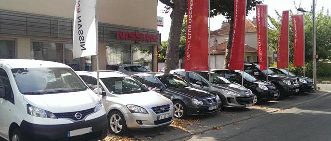 Nissan creteil cap des nations vente v hicules occasion professionnel auto moto cr teil 94 - Garage nissan 94 creteil ...