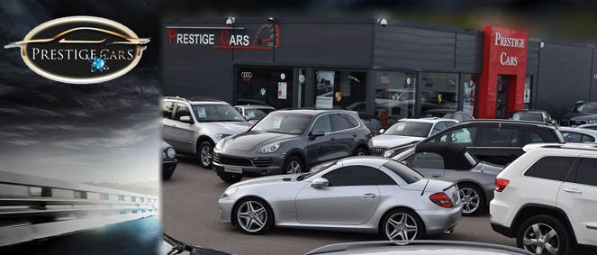 Prestige cars occasion