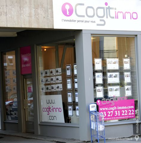 Cogit immo agence immobili re valenciennes 59300 for Agence immobiliere 59