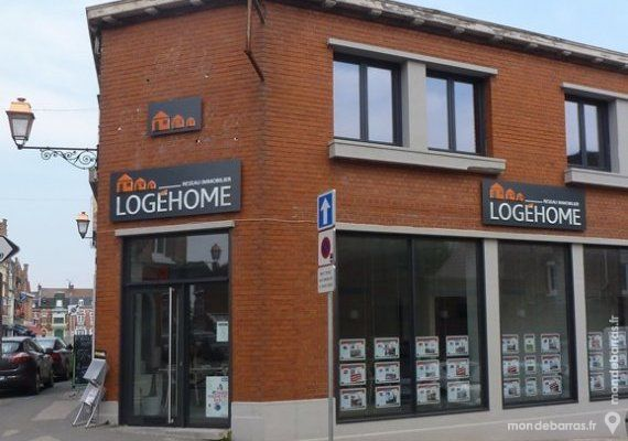 Logehome bailleul agence immobili re bailleul 59270 for Agence immobiliere 59