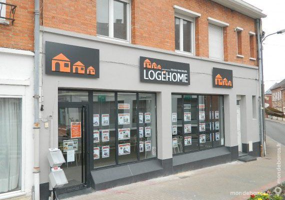 Logehome somain agence immobili re somain 59490 for Agence immobiliere 59