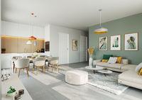 Vente Appartement Rare T1 de 27,16 + balcon  à Villeurbanne