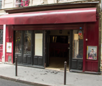Local commercial PARIS 17ème 53m² 450000